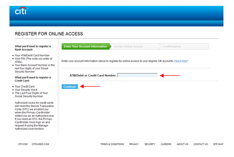 Citicards Online Login >> Citicards Login Cardonline Co